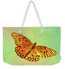 Mustard Seed Faith Weekender Tote Bag