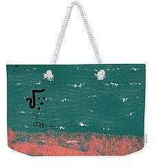 Mute I Weekender Tote Bag