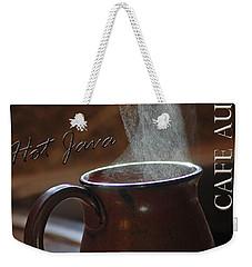 My Favorite Cup Weekender Tote Bag
