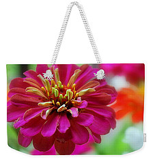 My Garden Weekender Tote Bag by Marija Djedovic