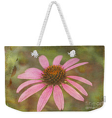 My Garden Walk Weekender Tote Bag by Arlene Carmel