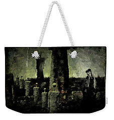 My Happy Place Weekender Tote Bag by Galen Valle