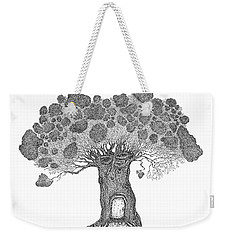 My House Weekender Tote Bag