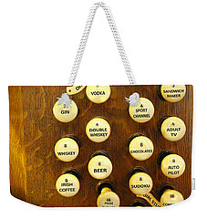 My Ideal Organ Weekender Tote Bag