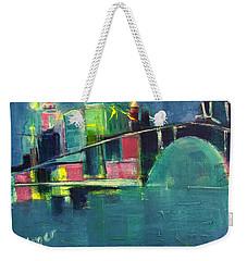 My Kind Of City Weekender Tote Bag