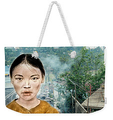My Kuiama A Young Vietnamese Girl Version II Weekender Tote Bag