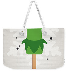 My Muppet Ice Pop - Kermit Weekender Tote Bag by Chungkong Art