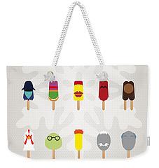 My Muppet Ice Pop - Univers Weekender Tote Bag