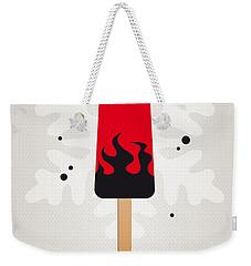 My Superhero Ice Pop - Hellboy Weekender Tote Bag