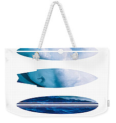 My Surfspots Poster-1-jaws-maui Weekender Tote Bag