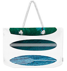My Surfspots Poster-3-punta De Lobos-chile Weekender Tote Bag