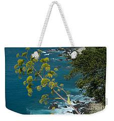 My Taormina's Landscape Weekender Tote Bag