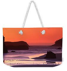 Myers Creek Sunset Weekender Tote Bag