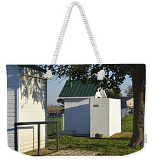 Boys Outhouse Weekender Tote Bag