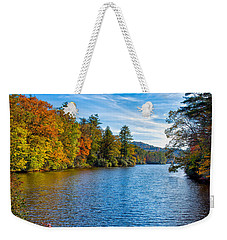 Myriad Colors Of Nature Weekender Tote Bag