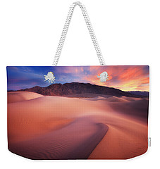 Mysterious Mesquite Weekender Tote Bag by Darren  White