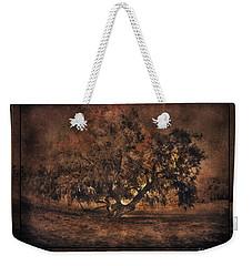 Mysterious Mesquite Weekender Tote Bag