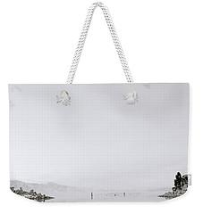 Still Waters Weekender Tote Bag by Shaun Higson