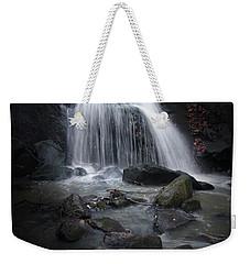 Mysterious Waterfall Weekender Tote Bag