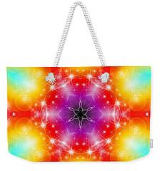 Mystic Karma Weekender Tote Bag