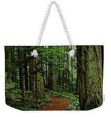 Mystical Path Weekender Tote Bag