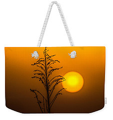 Mystical Sunset Weekender Tote Bag by Shelby  Young