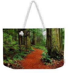 Mystical Trail Weekender Tote Bag