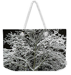 Mystical Winter Beauty Weekender Tote Bag