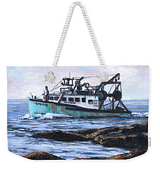 Mystique Lady Weekender Tote Bag by Eileen Patten Oliver