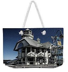 Nanaimo Bistro Weekender Tote Bag