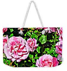 Nana's Roses Weekender Tote Bag