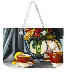 The Legacy Weekender Tote Bag by Marlene Book