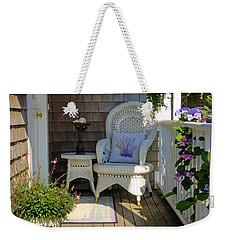 Nantucket Porch Weekender Tote Bag