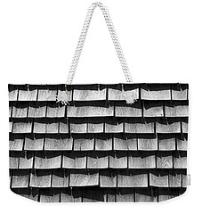 Nantucket Shingles Weekender Tote Bag