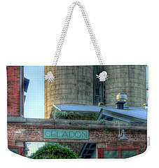 Napa Mill Weekender Tote Bag by Bill Gallagher