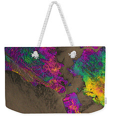 Weekender Tote Bag featuring the photograph Napa Valley Earthquake, 2014 by Science Source