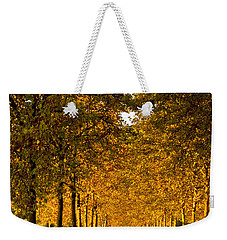 Napa Valley Fall Weekender Tote Bag by Bill Gallagher