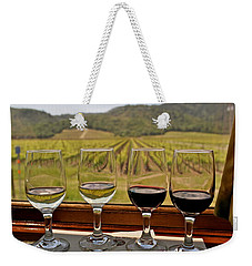 Napa Valley Wine Train Delights Weekender Tote Bag