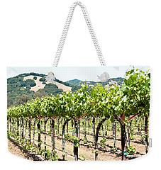 Napa Vineyard Grapes Weekender Tote Bag