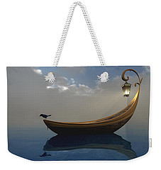 Narcissism Weekender Tote Bag by Cynthia Decker