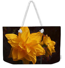 Narcissus Sweet Sue In Full Bloom Weekender Tote Bag