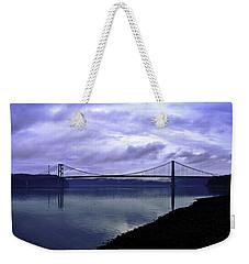 Narrows Bridge Weekender Tote Bag