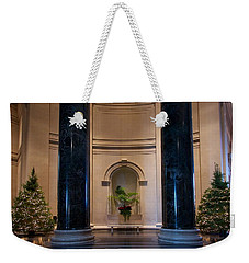 National Gallery Of Art Christmas Weekender Tote Bag