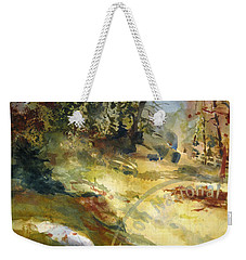 National Park Weekender Tote Bag