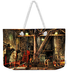 National Slate Museum Weekender Tote Bag