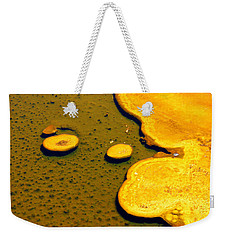 Natural Abstract Weekender Tote Bag