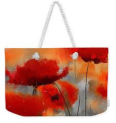 Natural Enigma Weekender Tote Bag