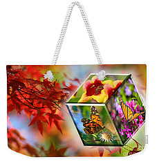 Natural Vibrance Weekender Tote Bag