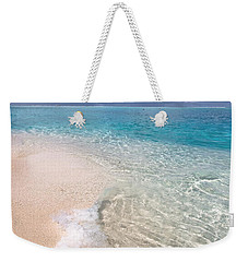 Natural Wonder. Maldives Weekender Tote Bag