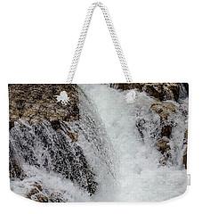 Naturally Pure Waterfall Weekender Tote Bag